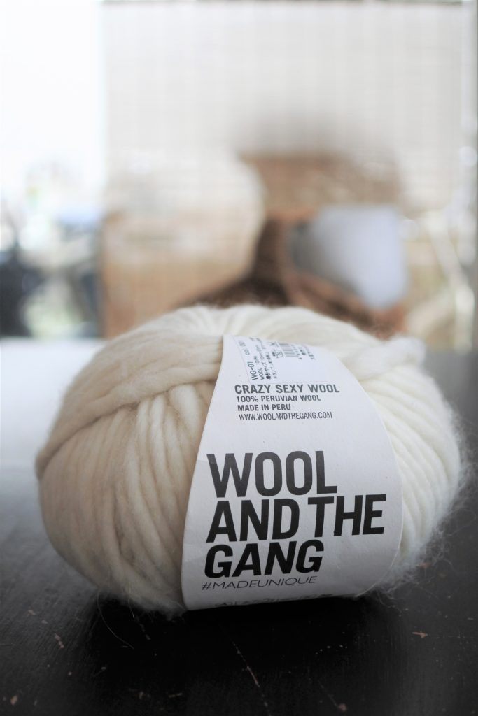 WOOL AND THE GANGの極太毛糸