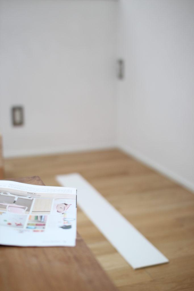 家具を購入する時は実寸で測ってシミュレーション