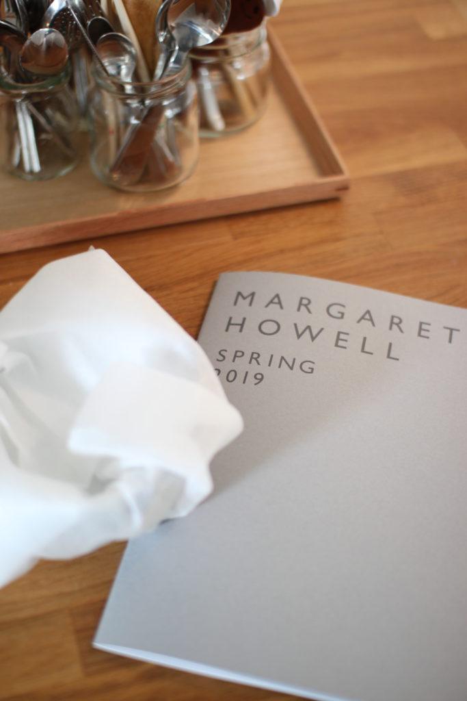 マーガレットハウエルでDenbyのボウルを買いました
