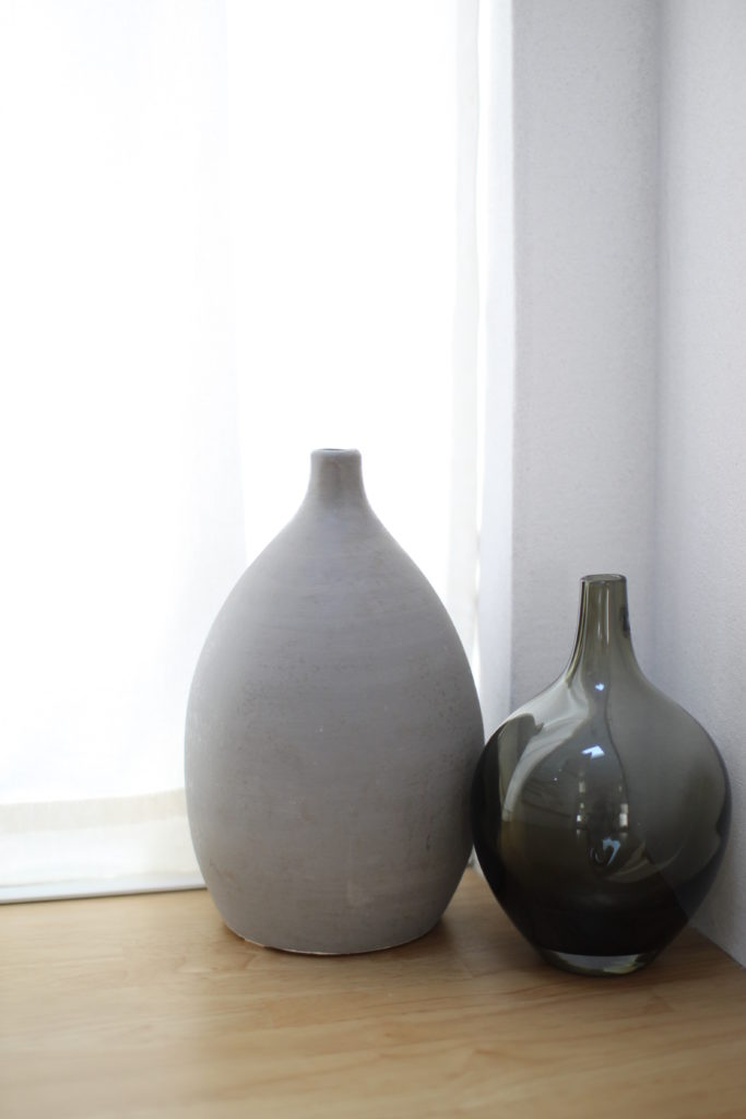 IKEAで買った花瓶