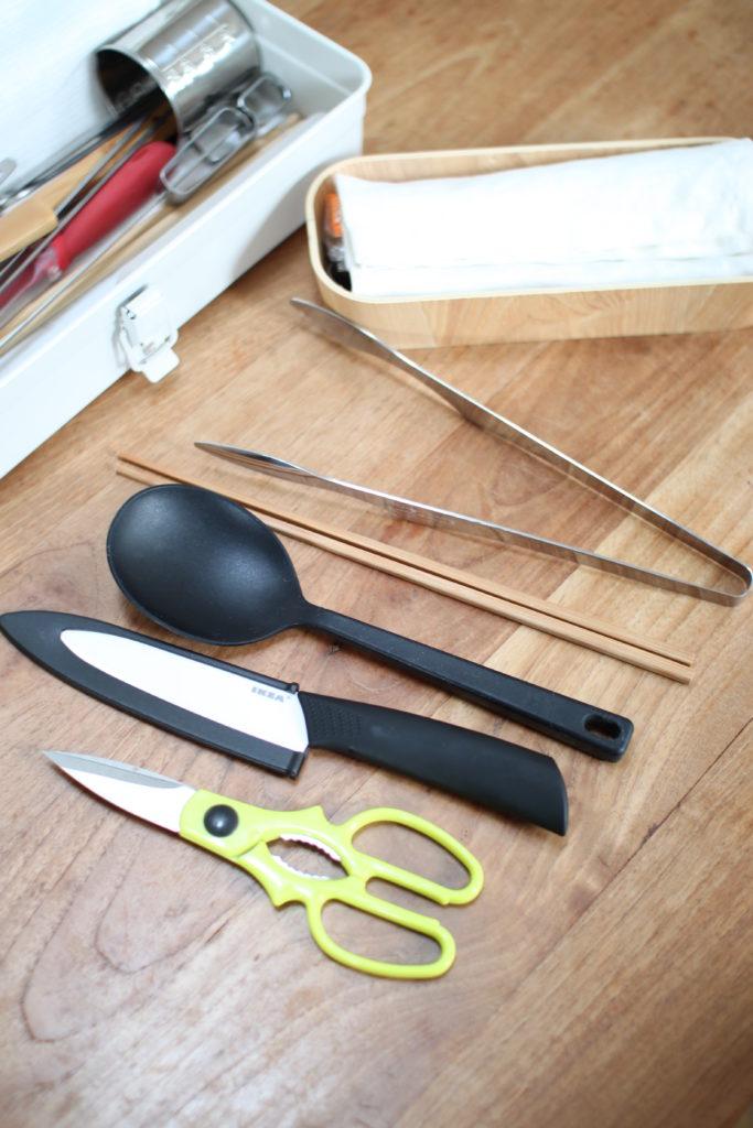 キャンプで使用頻度の高い調理器具