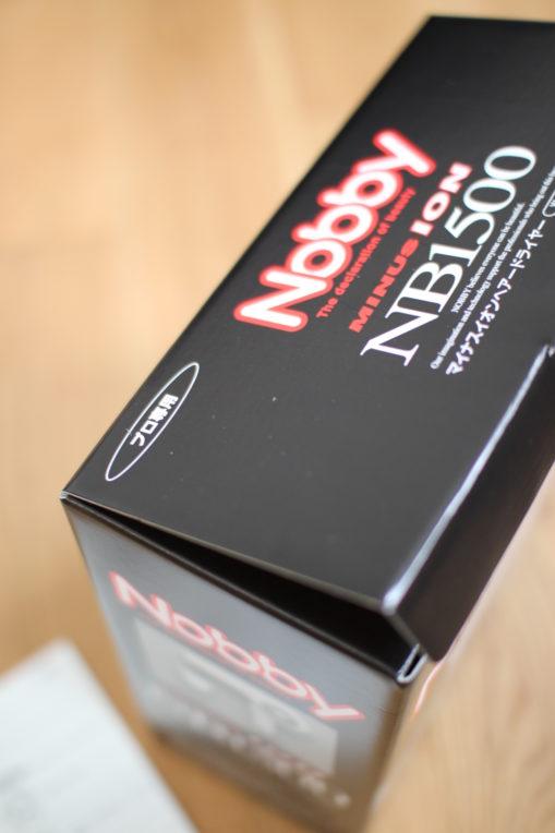 2代目NobbyはNB1500を買いました
