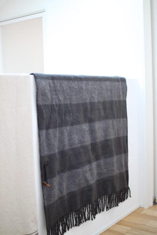 パナソニックの電気ひざ掛け「くるけっと」を洗濯しました