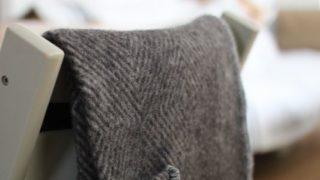 ラプアンカンクリのショールウィズポケット