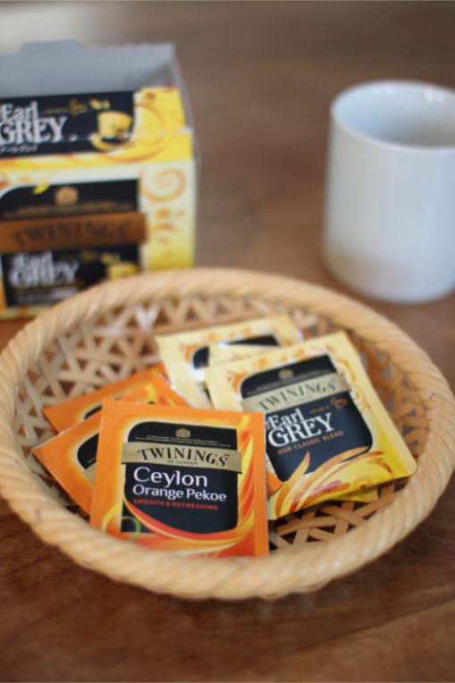 紅茶でインフルエンザ予防