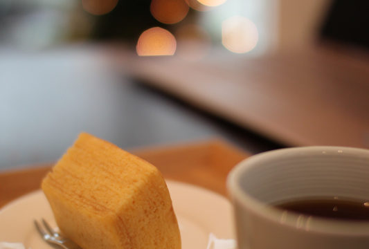 無印のチーズバウム