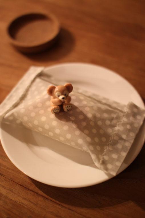 手作り蜜蝋ラップ