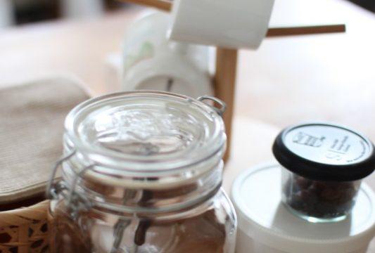 無印ソーダガラス密封ビン