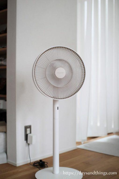 バルミューダ グリーンファン 扇風機