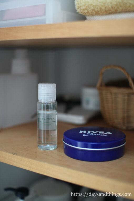 NIVEAの青缶