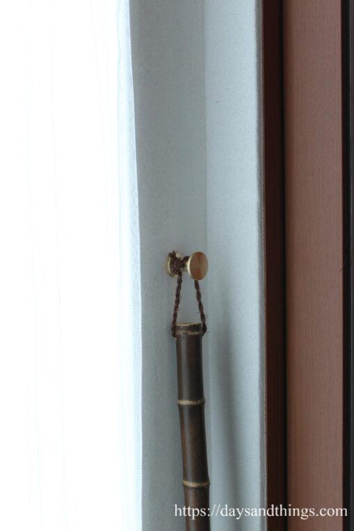 SCOPE 真鍮ネジ式フック